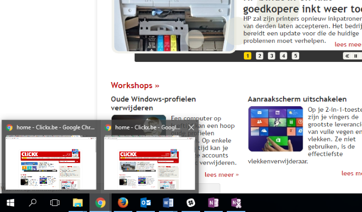 Windows-toets