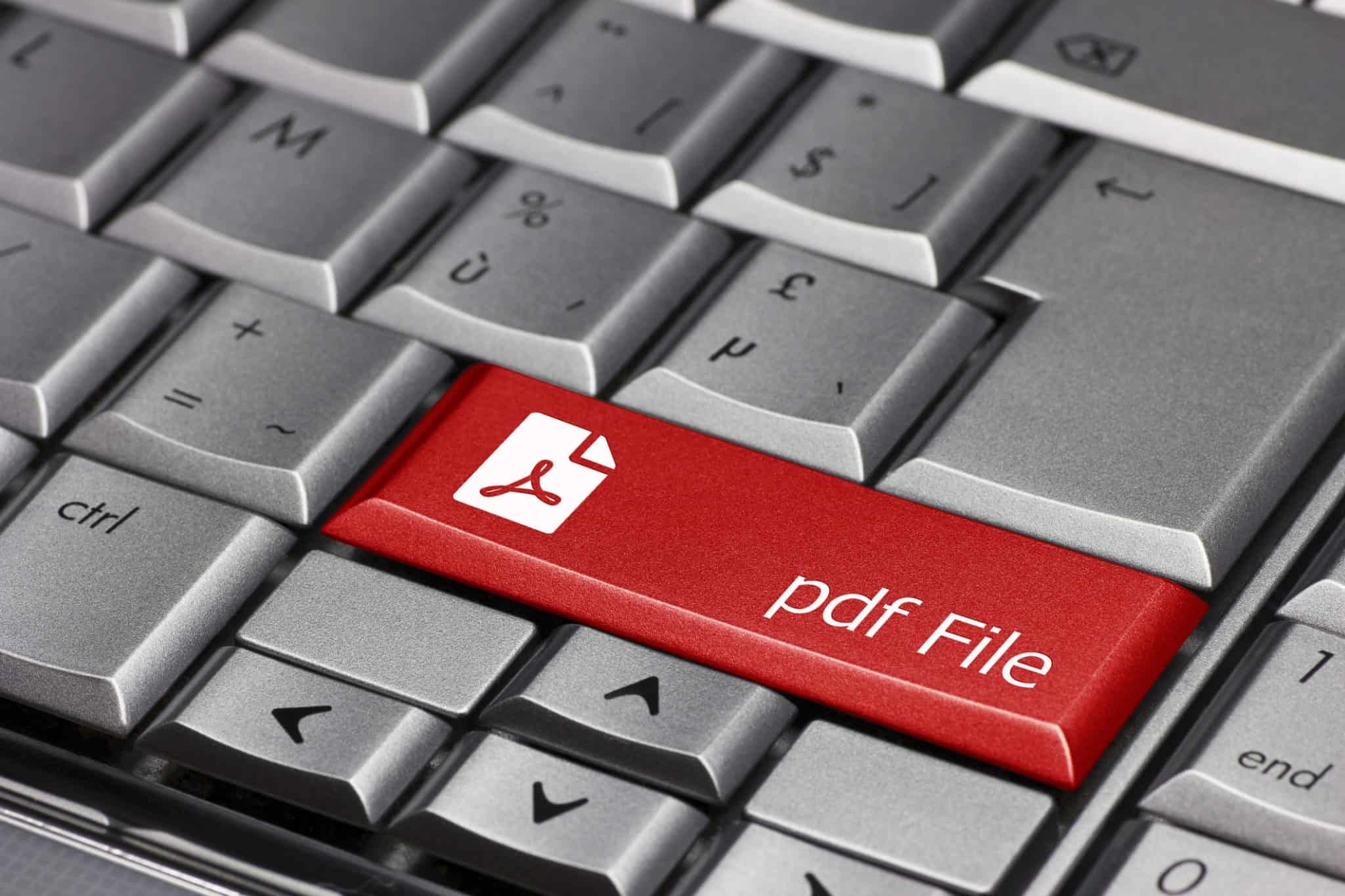keyboard key pdf
