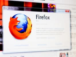 Privacy verhogen in Mozilla Firefox