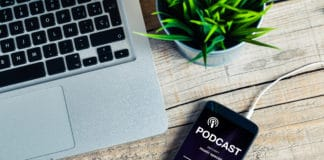 Podcasts luisteren op Spotify